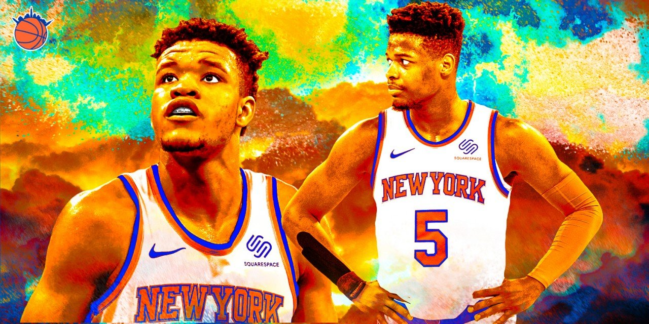 Can the New York Knicks Sneak Into the Playoffs as an Eighth Seed?