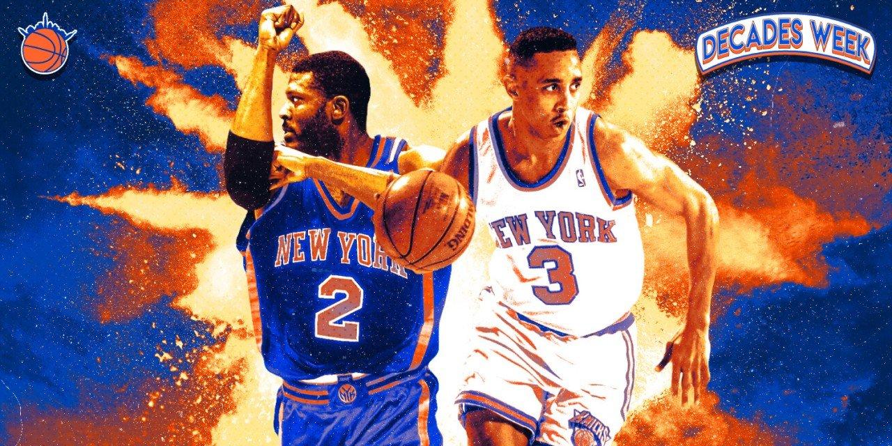 TKW All-Time Team: 1990's Knicks