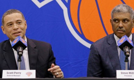 Knicks Brass Laud 'Grittiness' of Team, Downplay Offseason Disappointments