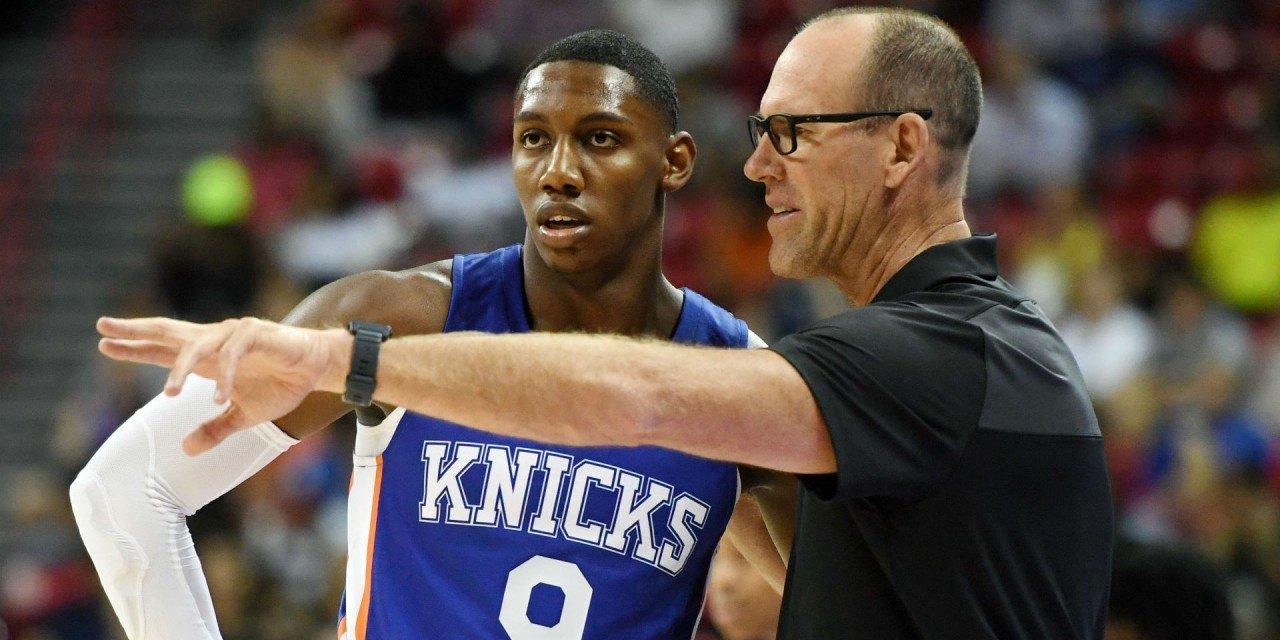 RJ Barrett Eager to Make the Knicks a Winner Again | The