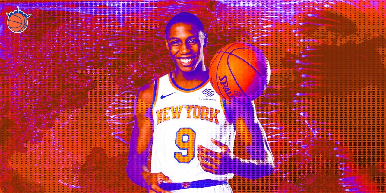 Best-Case, Worst-Case Scenarios for RJ Barrett's Rookie Season