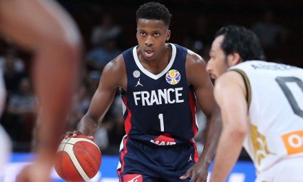 Knicks' Frank Ntilikina Touted by French Teammates for Strong Play in FIBA World Cup