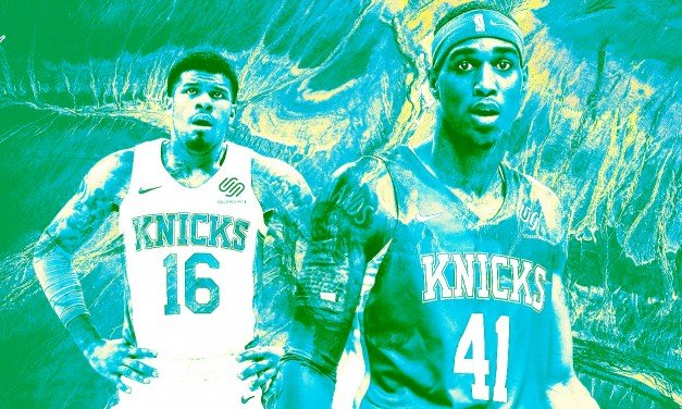 Who Deserves the Knicks' Second Two-Way Contract?