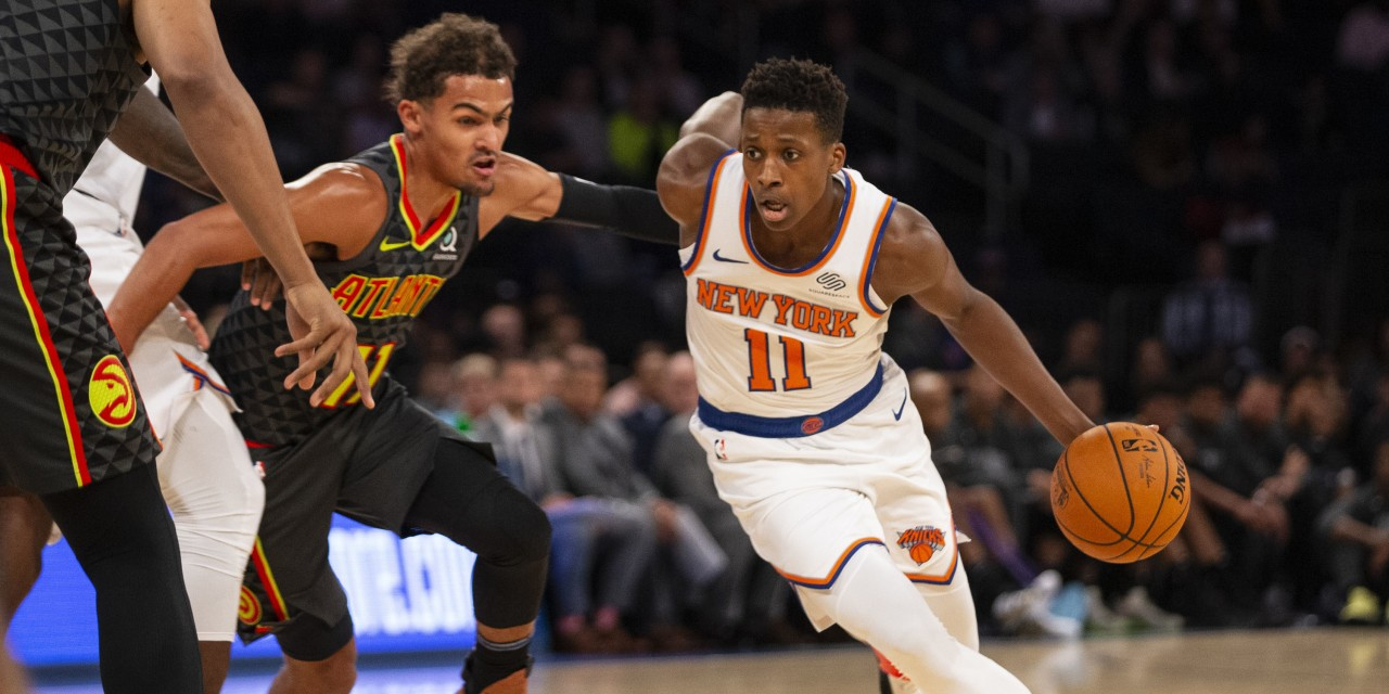 Knicks Pick Up Options for Dennis Smith Jr., Frank Ntilikina, Kevin Knox