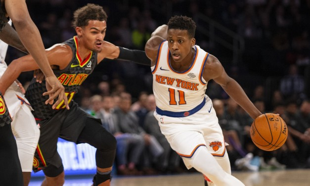 Knicks Pick Up Options for Dennis Smith Jr., Frank Ntilikina, Kevin Knox