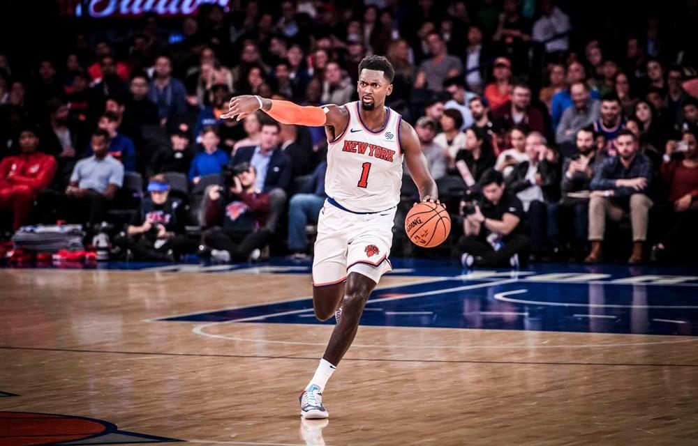 Knicks Host Hawks in Latest Preseason Tune-Up