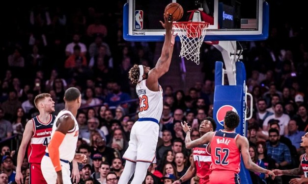 Knicks Eve Notes: Mitchell Robinson's Ankle Injury, Dennis Smith Jr. and Roc Nation