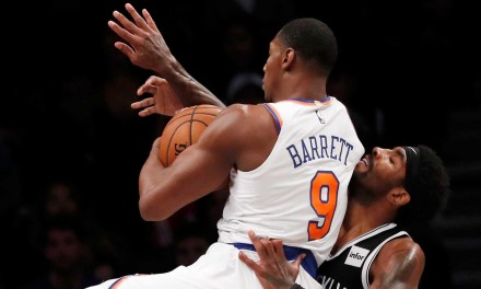 Knicks Comeback Thwarted by Clutch Kyrie Irving in Nets Defeat
