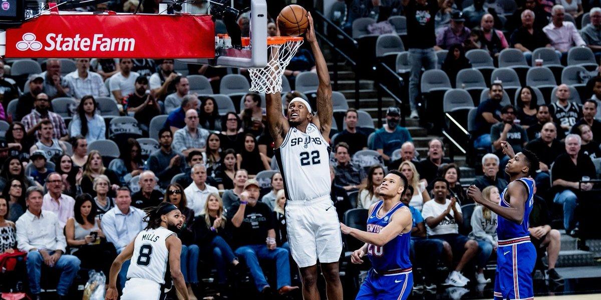 Knicks Fall Short in San Antonio Despite RJ Barrett's Strong Debut