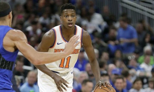 A Guideline for Frank Ntilikina to Keep His Minutes
