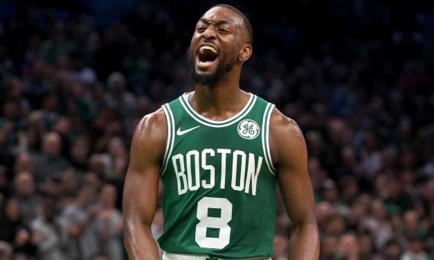Knicks Return Home to Face Kemba Walker and the Boston Celtics