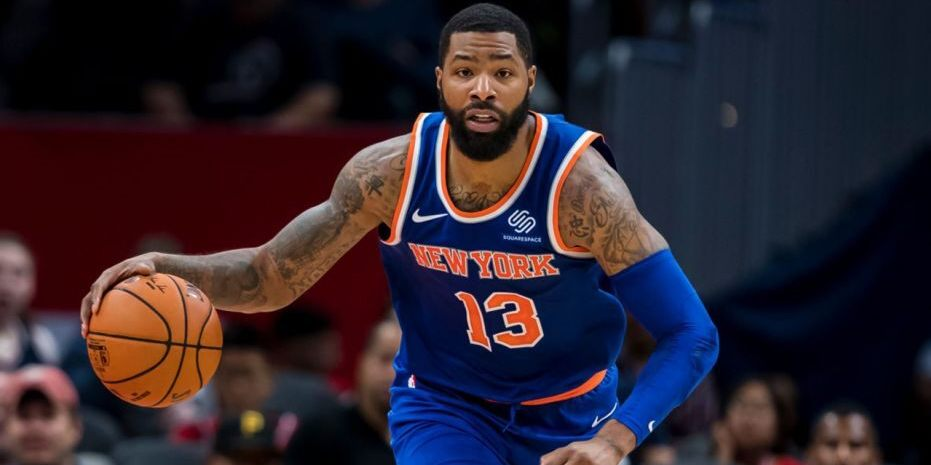 Knicks Kick Off Season Against Spurs in San Antonio