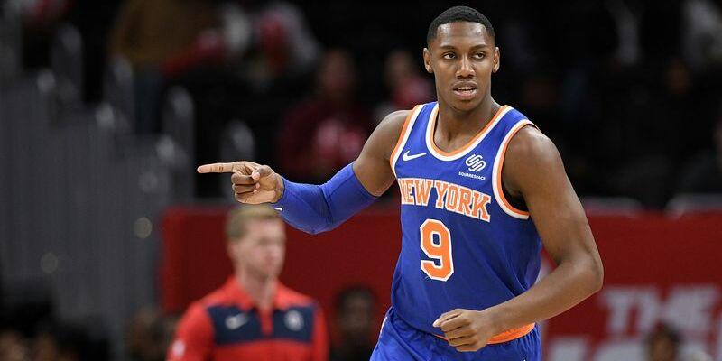 Fizdale Reveals Knicks Season-Opener Starting Lineup