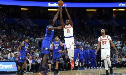 Knicks Can't Tame Fourth Quarter Again, This Time Against Magic