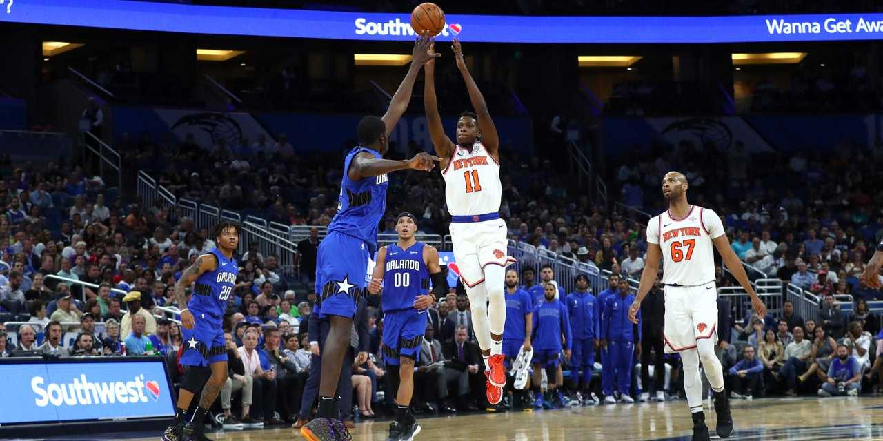 Knicks Can't Tame Fourth Quarter Again, This Time Against Magic
