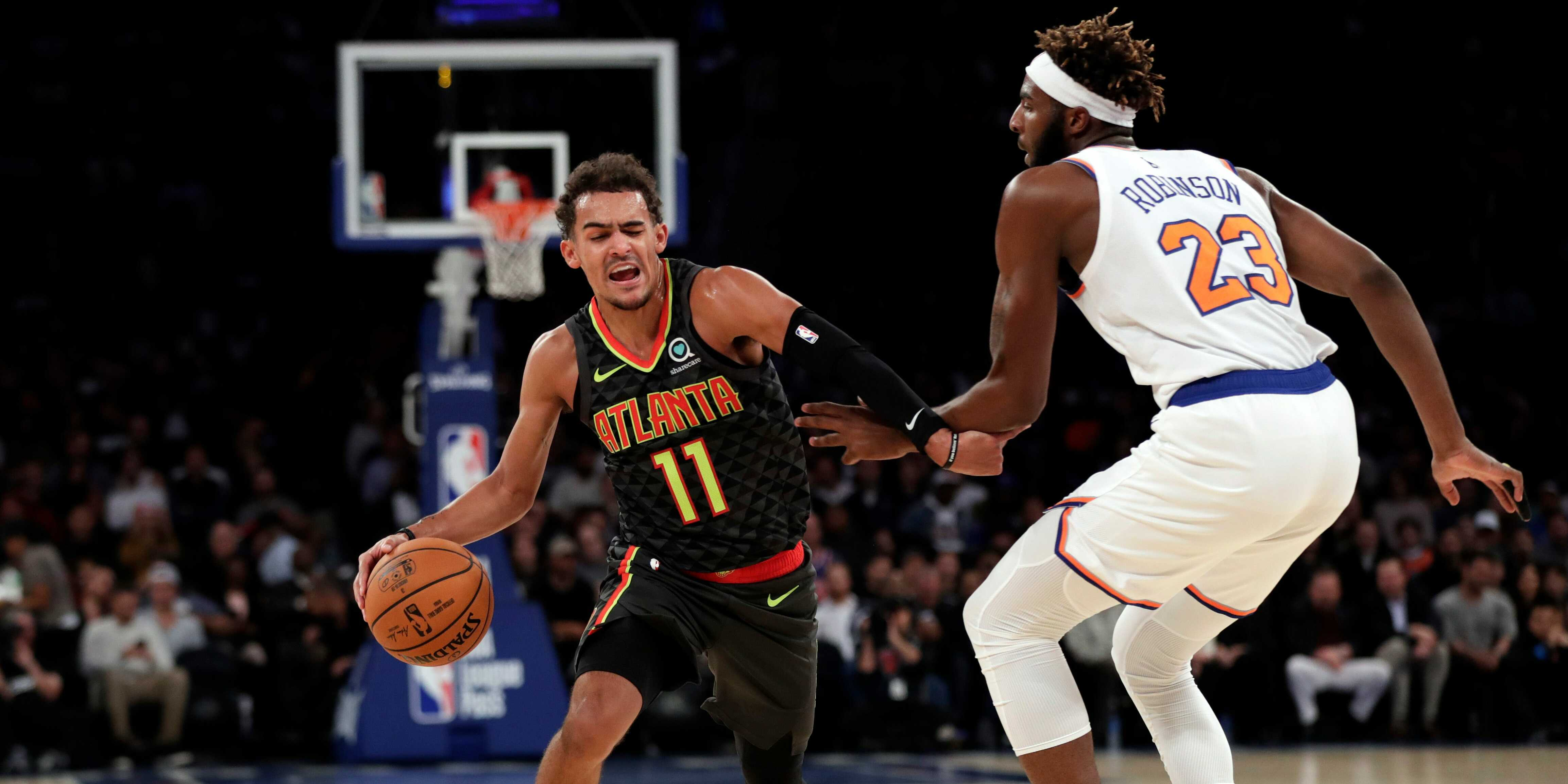 Knicks Mount False Comeback Against Atlanta Hawks