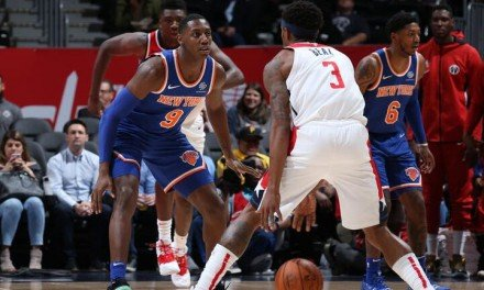 Knicks Look to Build Off Opener as They Welcome Wizards