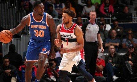 Knicks Eke Out Preseason Win in D.C. Despite Marcus Morris Ejection