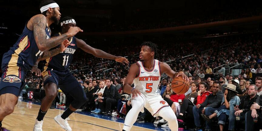 Knicks Close Preseason With Single-Point Loss to New Orleans Pelicans
