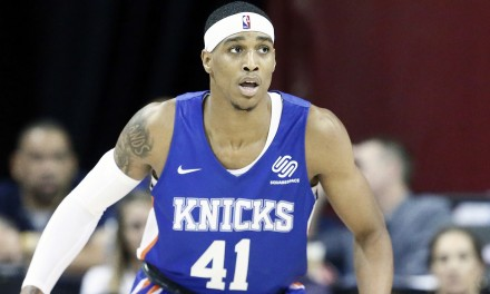 Kenny Wooten, VJ King and Lamar Peters Waived by Knicks Following Preseason