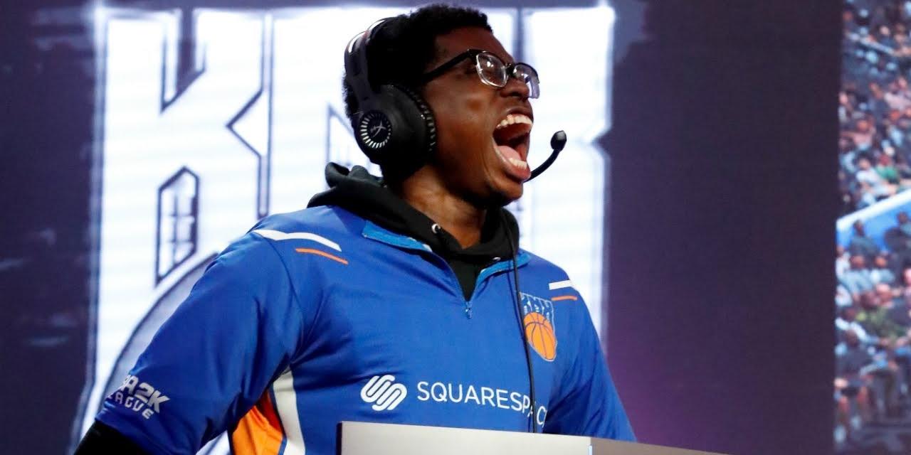 Knicks Gaming Win Second Pick in 2K League Draft