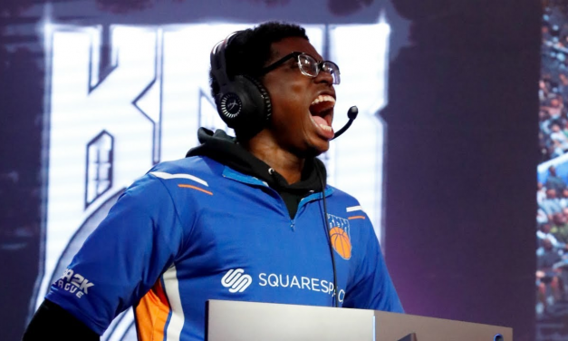 Knicks Gaming Win Second Pick in 2K League Draft