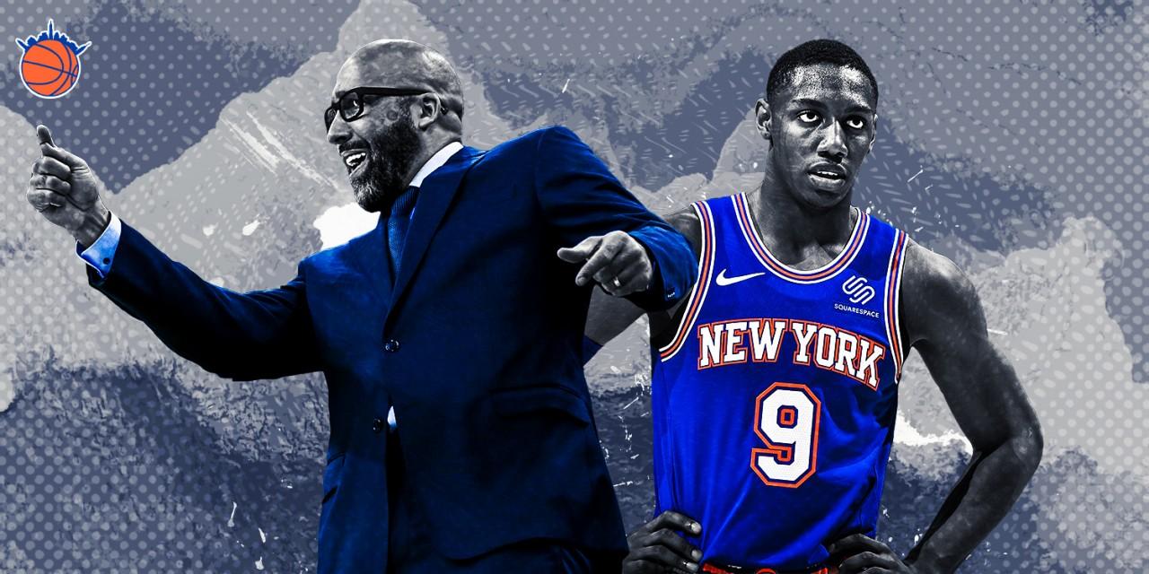 (Very) Early Takeaways on Fizdale's Knicks Offense