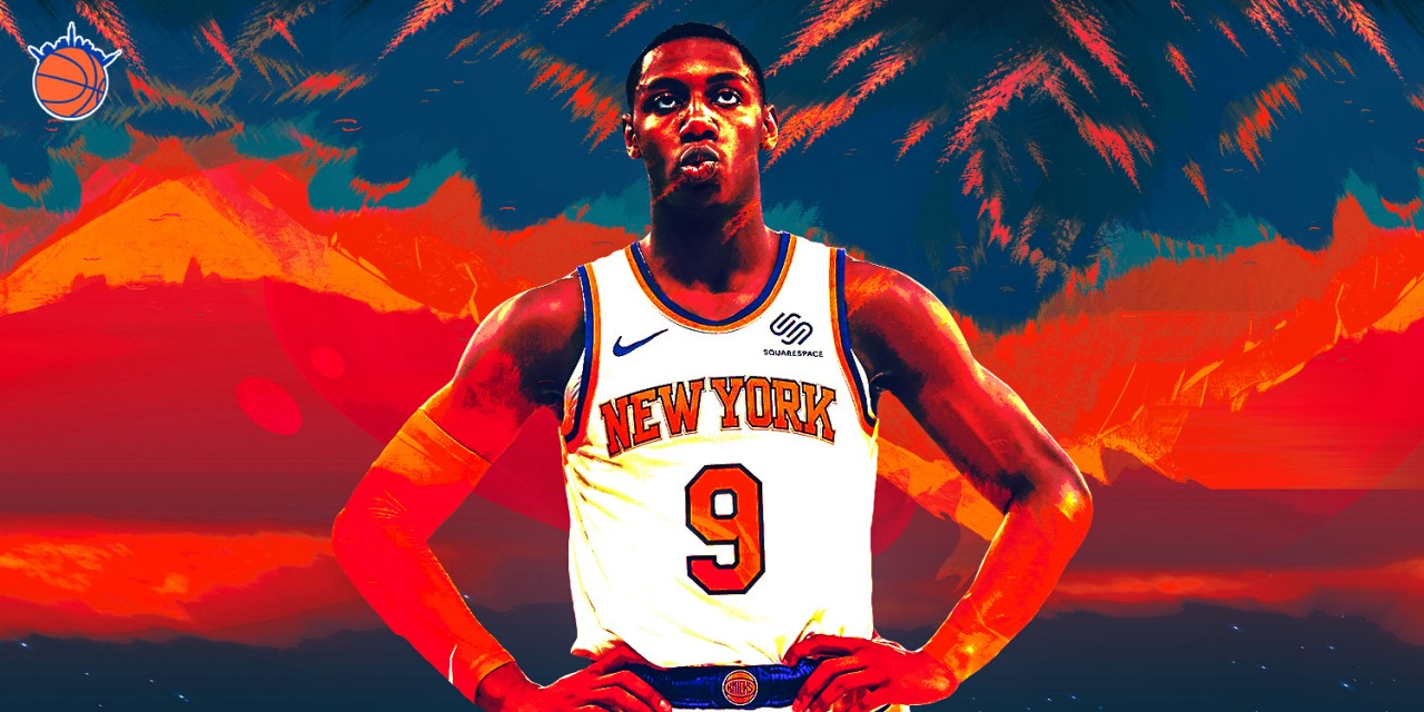 Could RJ Barrett Be the Answer at Point Guard?