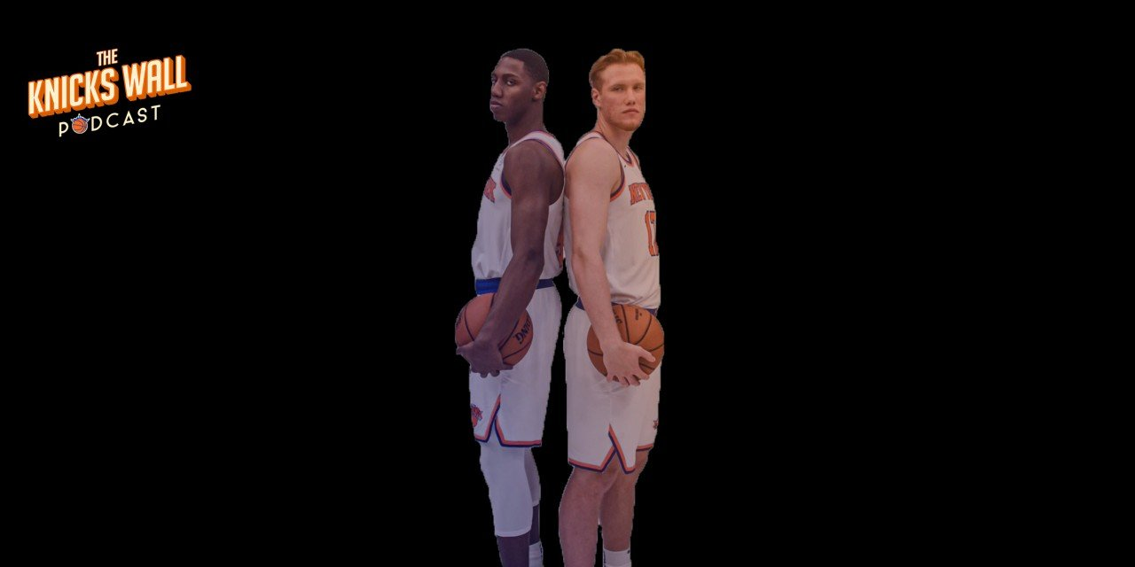 Podcast: Reports from Knicks Media Day 2019