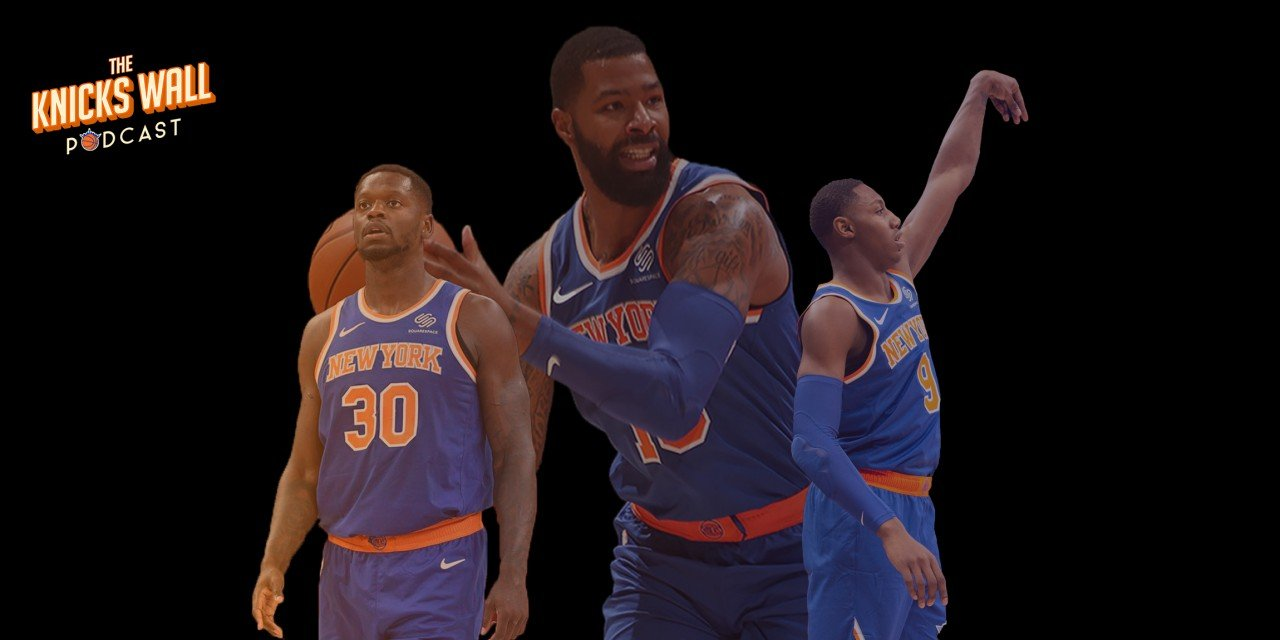 Podcast: Preseason Game 1  and the Cool Knicks