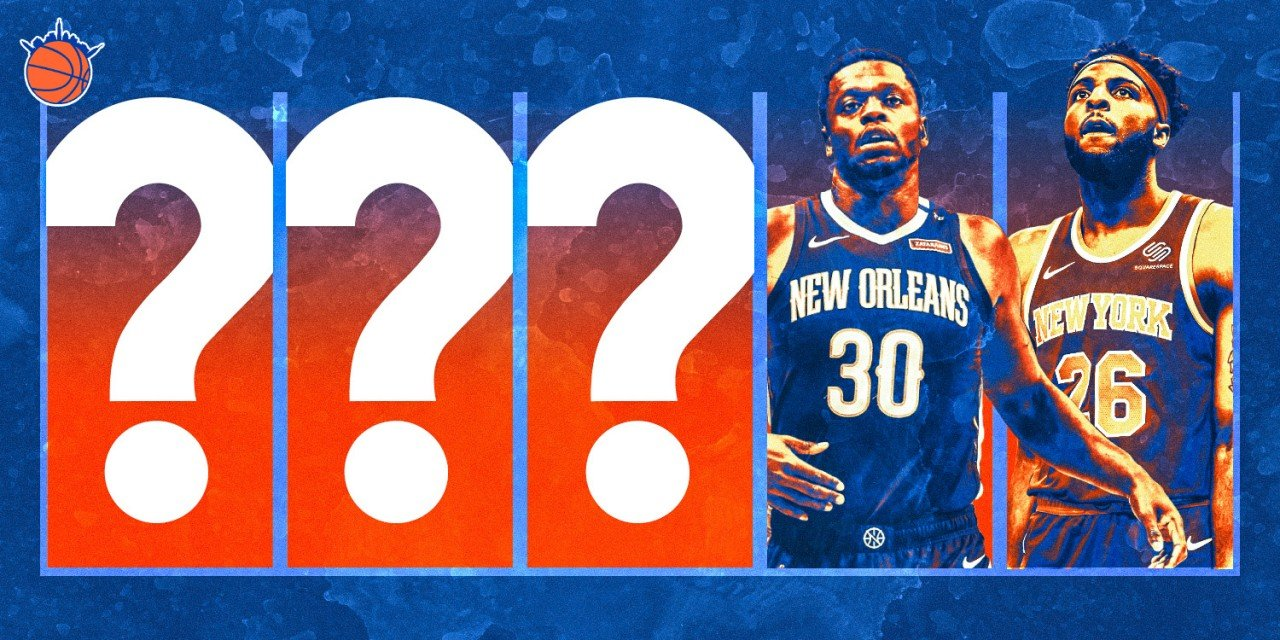 Projecting the Knicks' Opening Night Starting Lineup