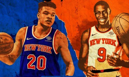 The Knicks' Wings Sacrificed Youth for Improved Shooting