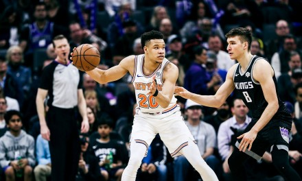 Knicks Search for Second Win With Equally Woeful Kings in Town