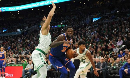 Jayson Tatum Downs Knicks With Game-Winner in Boston
