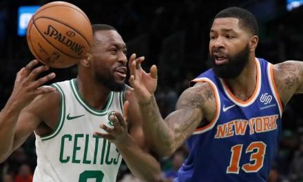 TKW Highlights: Marcus Morris Almost Revenge Game vs. Celtics