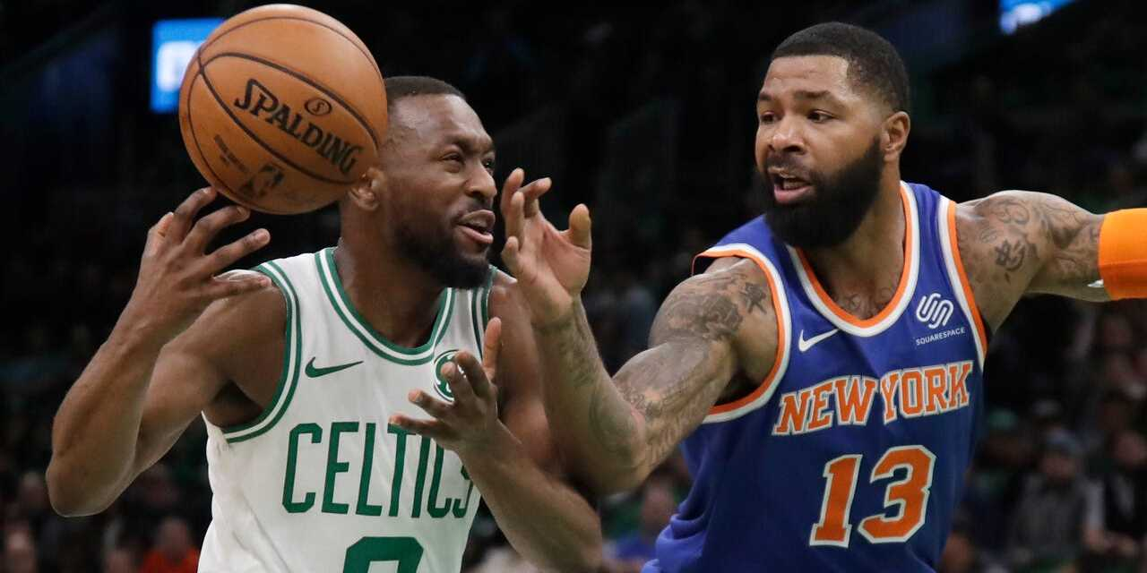 TKW Highlights: Marcus Morris Almost Revenge Game vs. Celtics