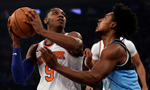 Podcast: Knicks Quick Hitters — David Fizdale Stabilizing His Rotation