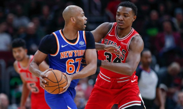 Knicks Lose in Chicago as Season Continues to Spiral