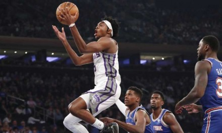 Defense Nonexistent as Kings Blow Out Knicks, 113-92