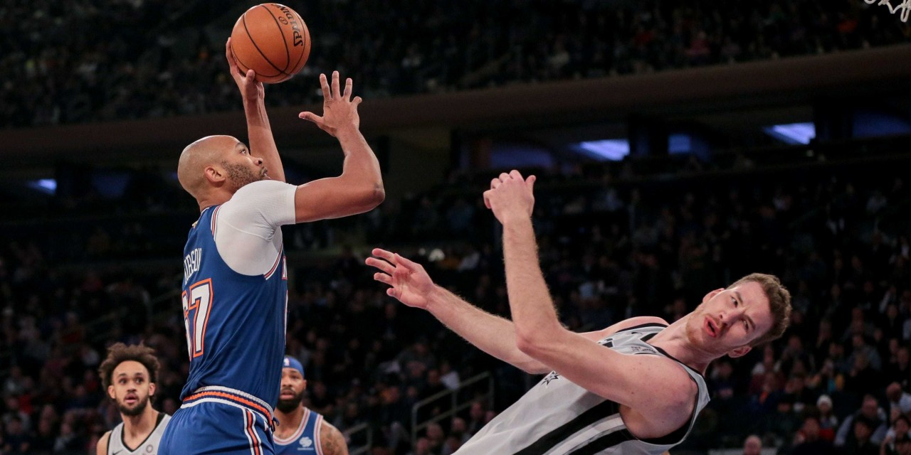 Comeback Attempt Falls Short, Knicks Drop Home Loss to Spurs