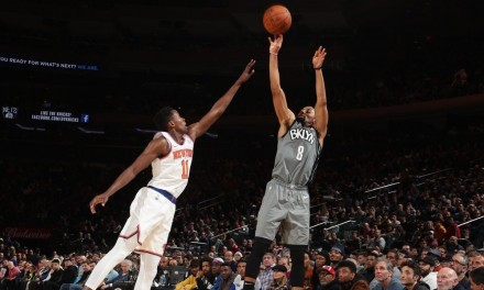 Spencer Dinwiddie Powers Nets Past Knicks in Third Straight Loss