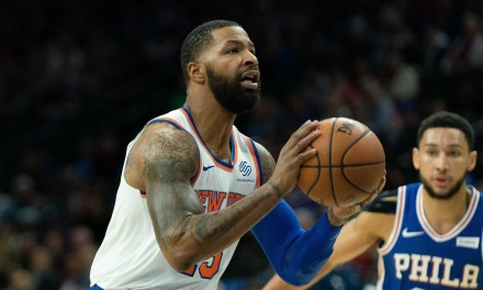 Knicks' Late Lead Unravels in Road Loss to Sixers