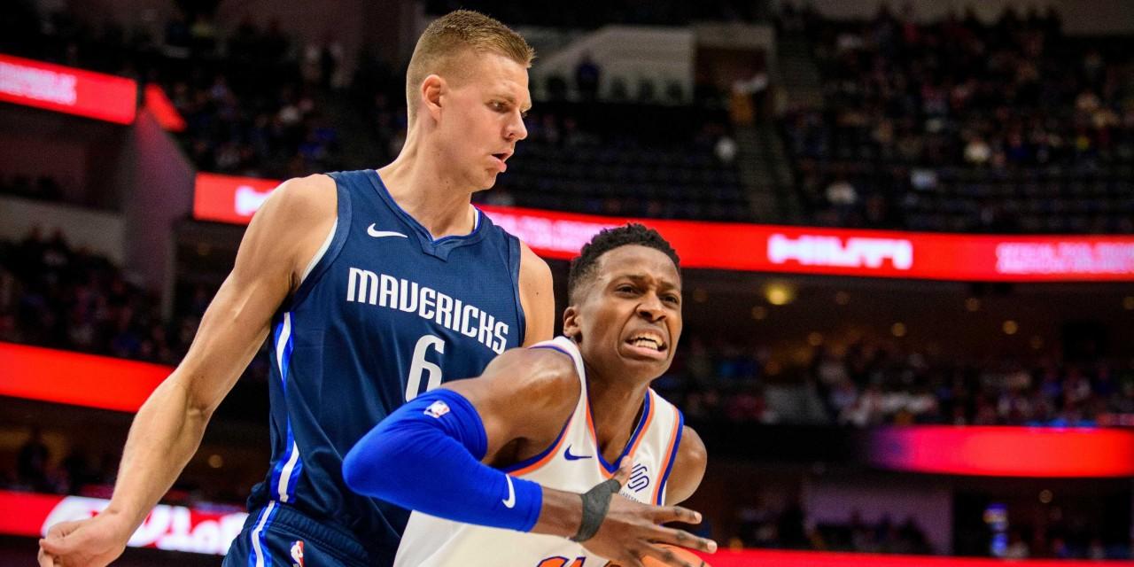 TKW Highlights: Frank Ntilikina Takes Over for Knicks Against Porzingis, Mavs