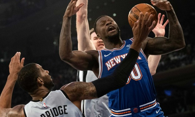 Podcast: Knicks Quick Hitters — Julius Randle's Warts Shine Through Against Spurs
