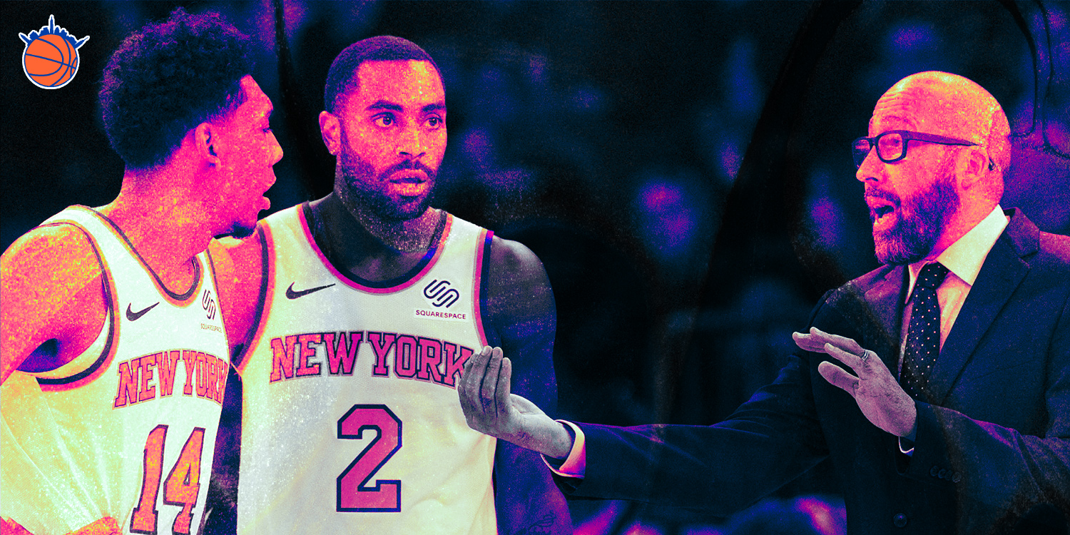 Could Firing David Fizdale Ruin the Balance of the Knicks?