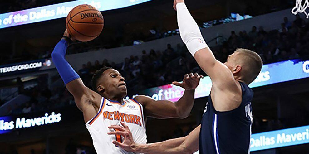 Frank Ntilikina Stars as Knicks Knock Off Mavericks, 106-102