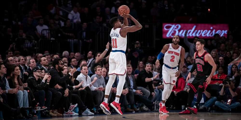 Knicks Visit Bulls Amidst Front Office, Fizdale Drama
