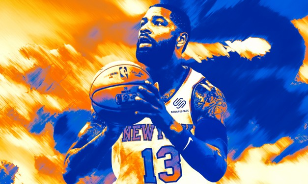For the Knicks, Marcus Morris' Offense May Not Be Sustainable
