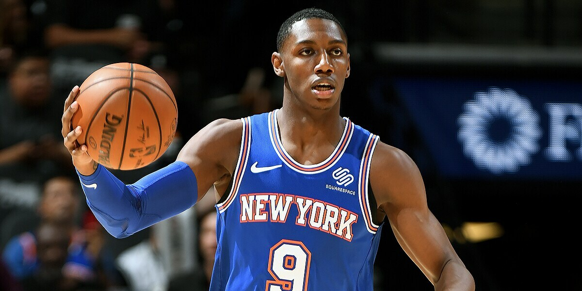RJ Barrett Returns Home, Knicks Travel North of the Border in Raptors Showdown