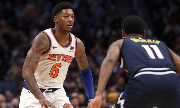 TKW Highlights: Frank Ntilikina, Elfrid Payton Lead Thwarted Knicks Comeback in Denver